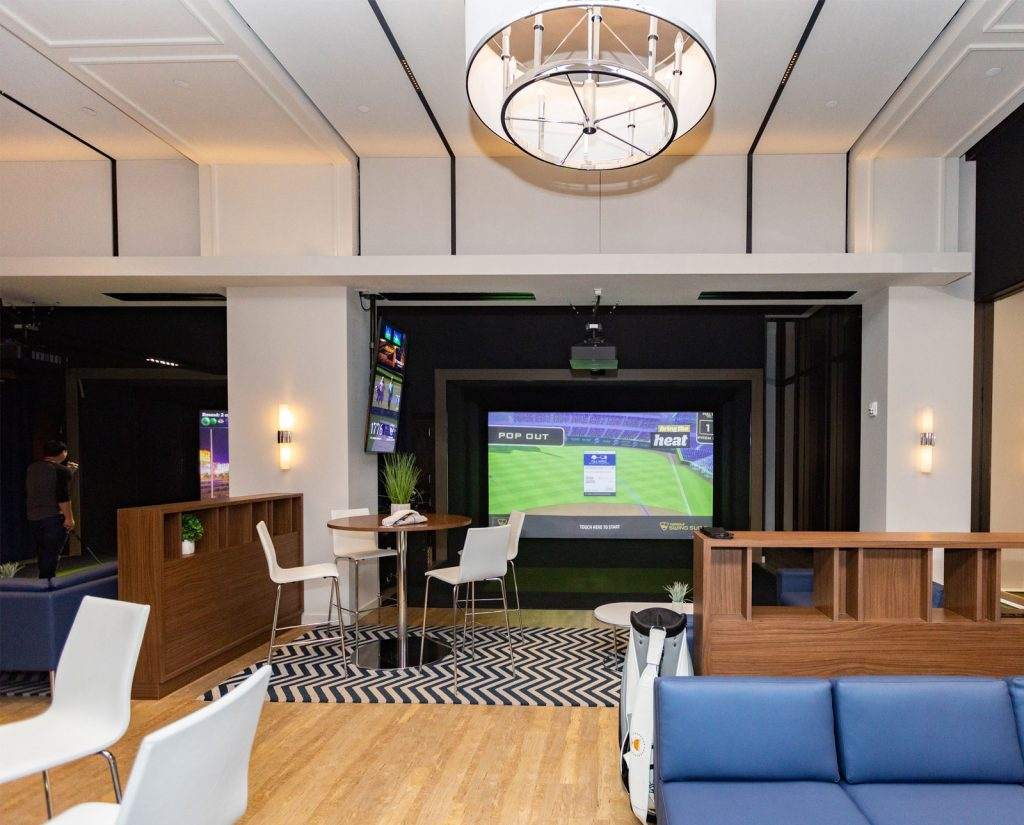 Topgolf Swing Suite at 1776 by David Burke